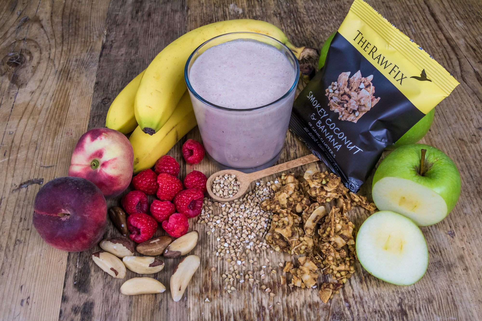 The Raw Fix Smoothie